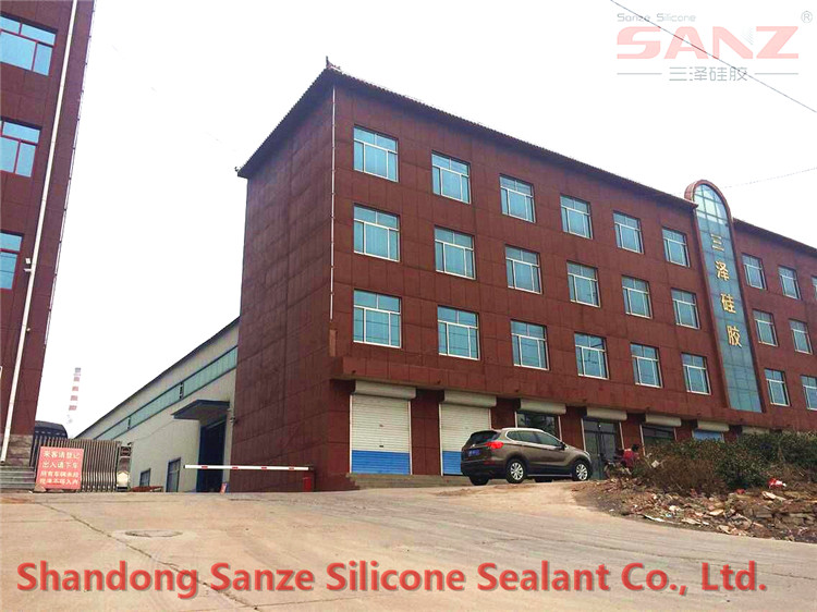 Sanze silicone sealant Office building